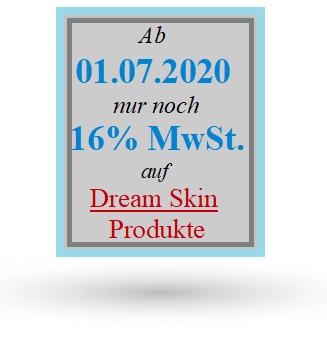 Kosmetik Geräte Handel Mehrwertsteuer Senkung 2020